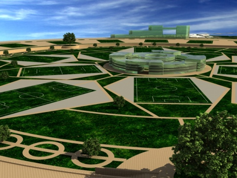 Центр центр обучения парковые зоны